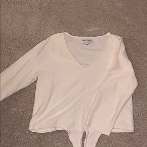 Textured blouse from madewell